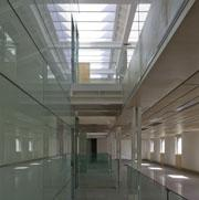 Restoration of the former branch of the Bank of Spain to the headquarters of the Ministry of Finance in Cordoba
