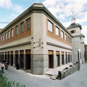 San Fernando市场重建