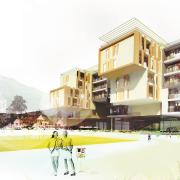 437 住宅,购物中心以及停车场,厄瓜多尔