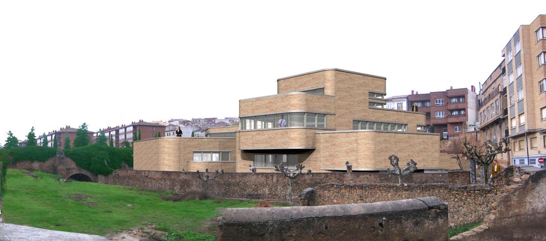 Ruiz barbarin arquitectos - Arquitectos en soria ...