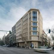 REFURBISHMENT AND EXTENSION OF BANCO CAMINOS HEADQUARTERS