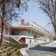 Nuestra Señora del Recuerdo学校餐厅,演讲室及校舍