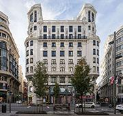 FULL REFURBISHMENT AND EXTENSION OF THE MULTIPURPOSE BUILDING FOR THE HOTEL IN C/ GRAN VÍA 29, MADRID