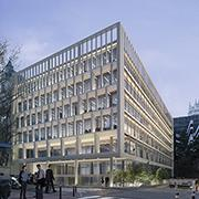 PRIVATE CONTEST FOR OFFICE BUILDING REFURBISHMENT IN C/ ALFONSO XI