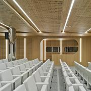 NEW CONFERENCE HALL AND MEETING ROOMS IN CASTELLANA 81