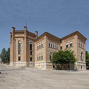 RESTORATION OF HISTORIC BUILDING NUESTRA SEÑORA DEL RECUERDO SCHOOL