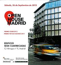 Cuatrecasas's headquarter joins MADRID OPEN HOUSE.