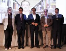 Entrega premio COAM 2013 al libro...