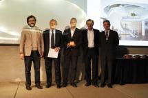 Entrega Premio COAM en rehabilitación al edificio en Almagro 9