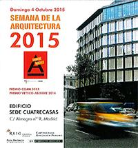 2015 Madrid Architecture Week
