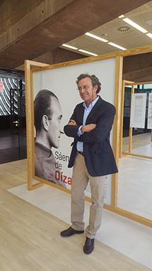 RUIZ BARBARIN IS INTERVIEWED IN THE RADIO NACIONAL DE ESPAÑA (RNE) PROGRAMME HABITAT ABOUT THE REFURBISHMENT OF CASTELLANA 81 BUILDING.