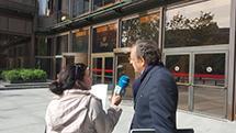 ONDA MADRID RADIO INTERVIEWS ANTONIO RUIZ BARBARIN