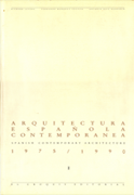 Arquitectura española contemporánea 1975-1990