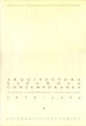 Arquitectura española contemporánea 1975-1990 ('Contemporary Spanish Architecture 1975-1990')