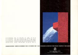 Luis Barragán  (Desde el silencio I). Catálogo de la exposición antológica.